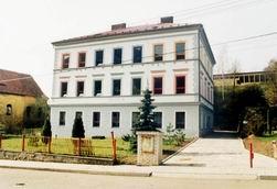Základní škola Perštejn z roku 1996